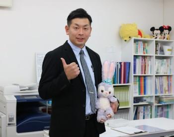 ノートスの先生に聞きました!~かめだ校代表 小林先生~