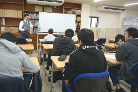高校入学へ向けて~高校での勉強の仕方講習会~
