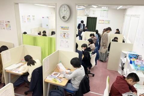 ノートス勉強合宿!!~2月学年末定期テストへ向けて~
