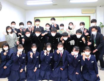 新潟県公立高校入試、合格発表がありました!