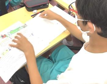 中学定期テスト結果報告<br>~かめだ校②~