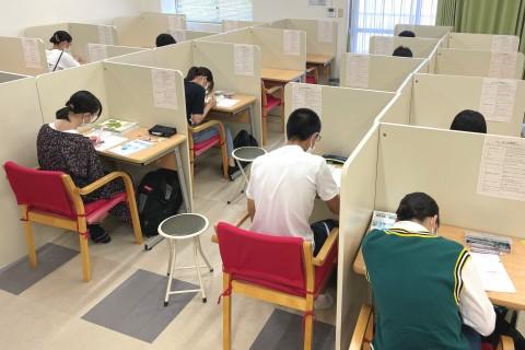 中学生の定期テストを応援<br>~勉強合宿①~