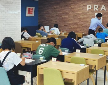 中学生の定期テストを応援<br>~勉強合宿②~