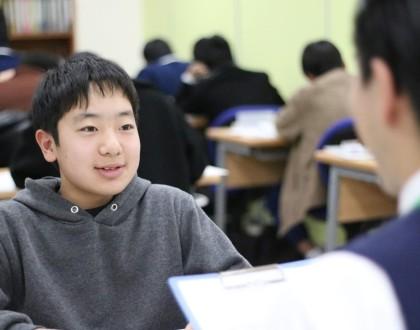 わかるようになるのが楽しくて、英語と数学が好きになりました